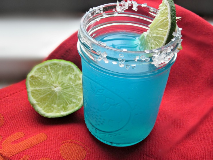 Blue Margarita 1