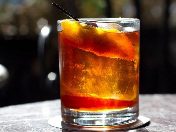 cognacoldfashioned